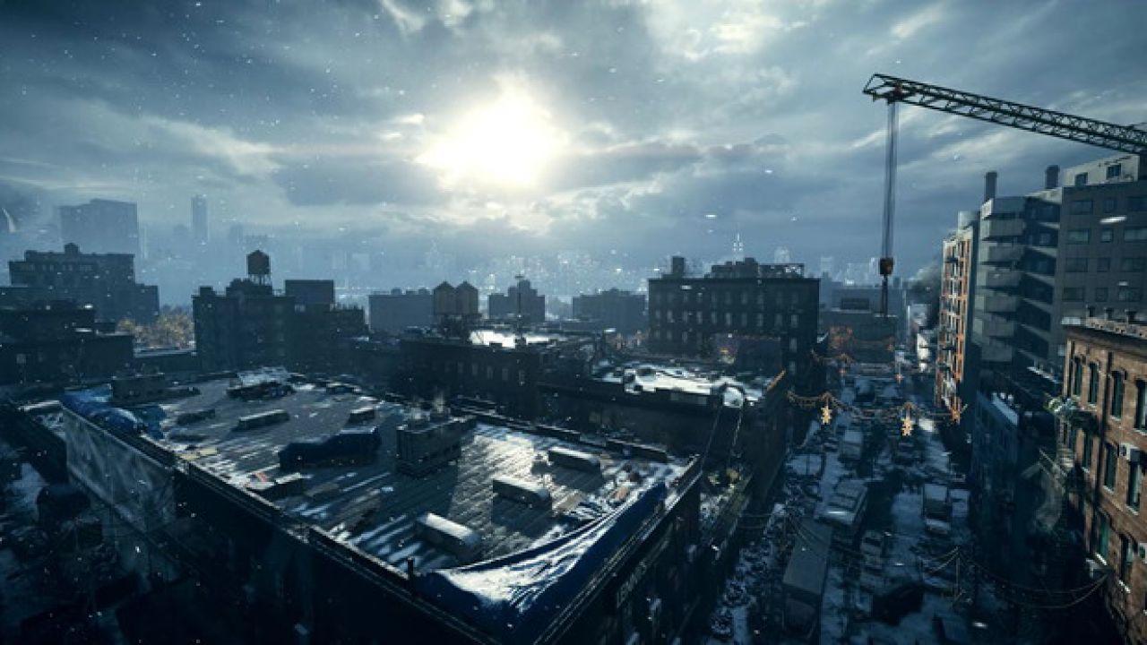 The Division: anteprima e impressioni dall'E3 di Los Angeles