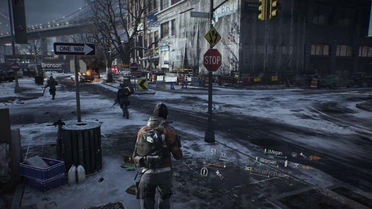 The Division: La Dark Zone si evolverà una volta raggiunto il livello 30