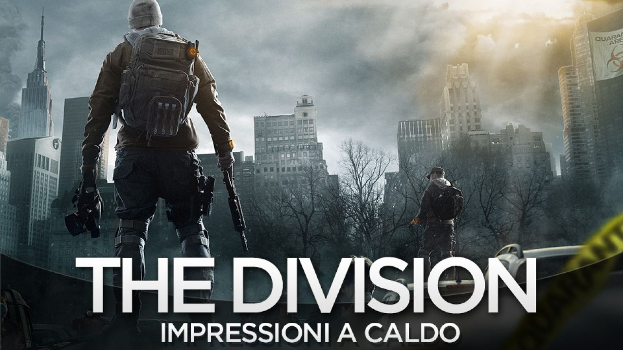 The Division, ecco dove partirà l'avventura dei giocatori