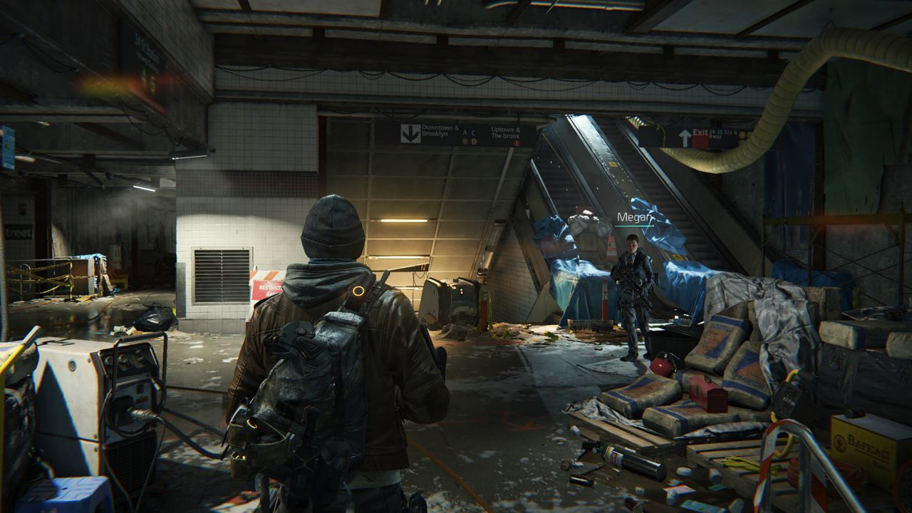 The Division: un glitch blocca i giocatori nei rifugi