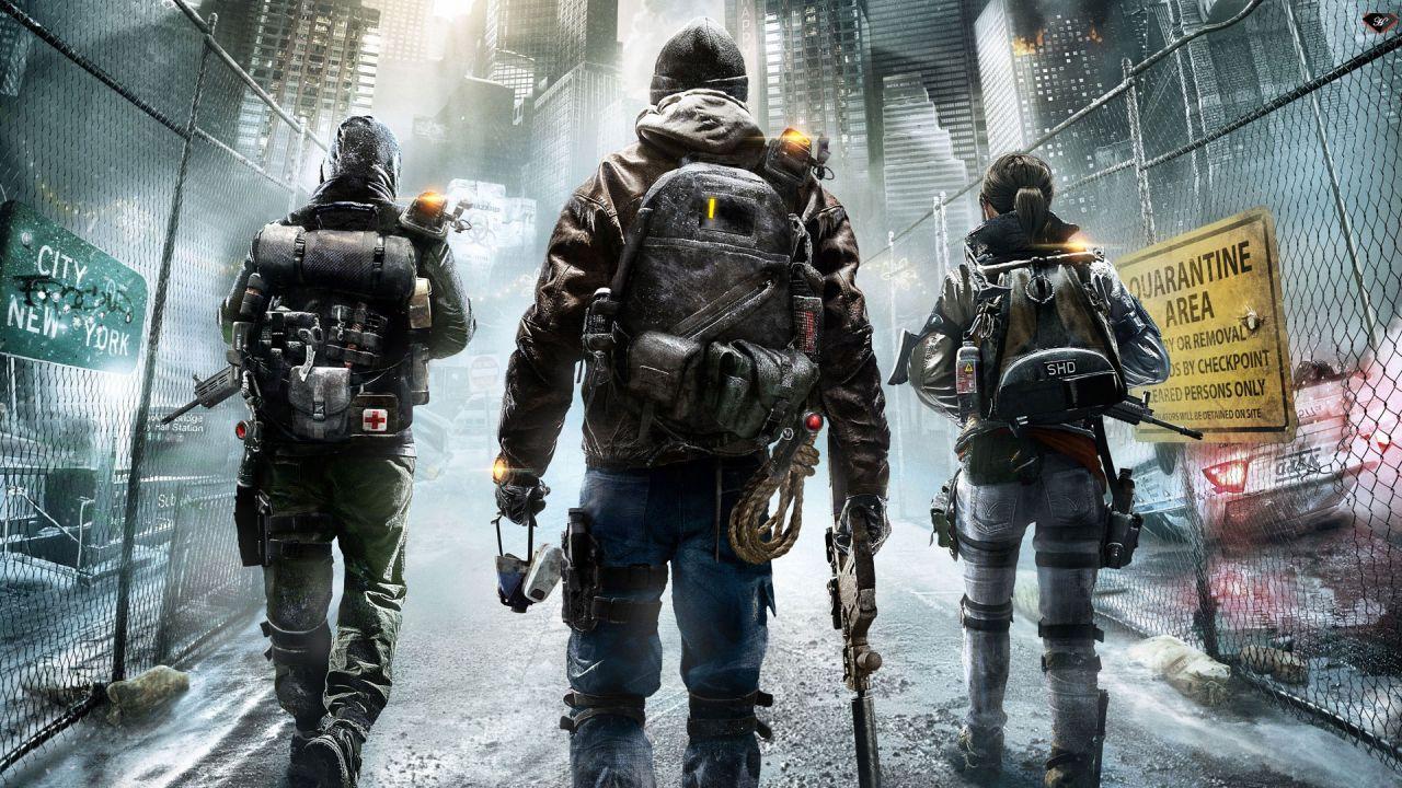 The Division: patch 1.3 disponibile su PS4