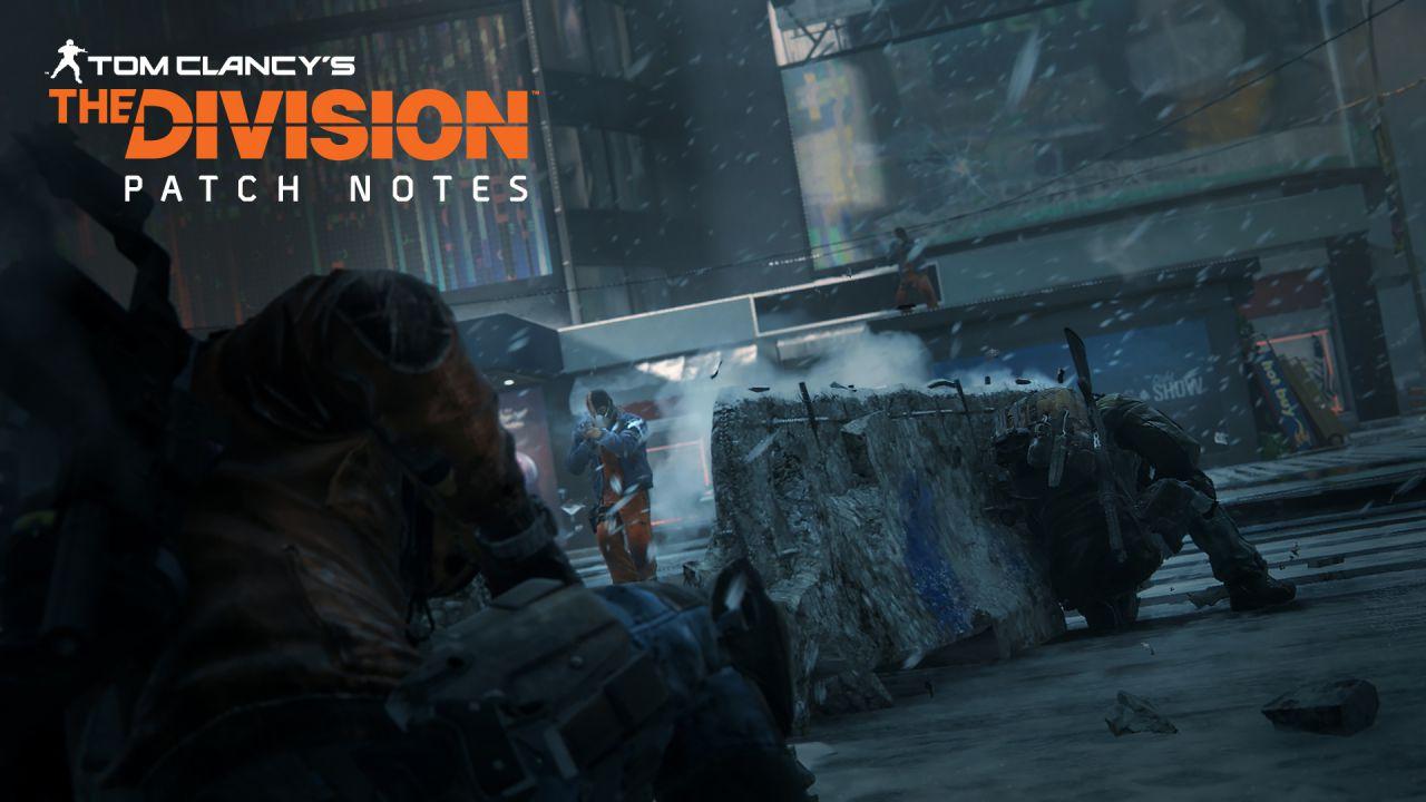 The Division: tutte le novità dell'aggiornamento 1.3
