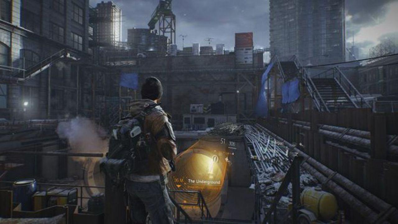The Division: uno sguardo in-engine al gioco arriverà ai VGX