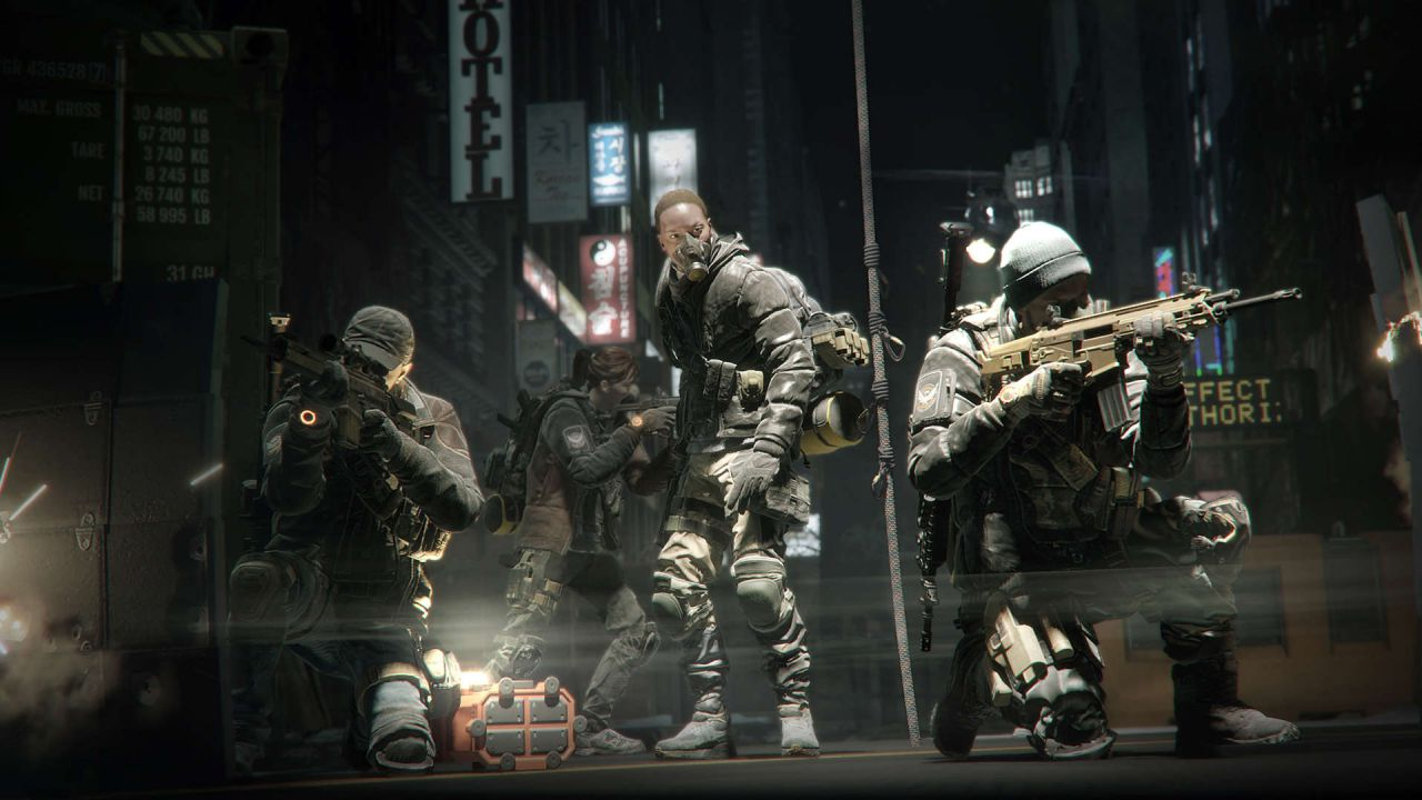 The Division: Video di gameplay per Underground