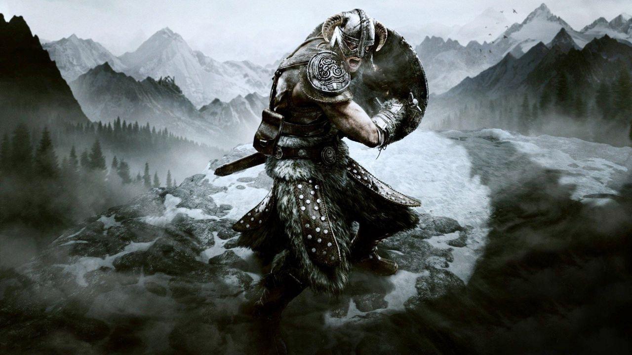 The Elder Scrolls 5 Skyrim a 60fps su Xbox Series X con una mod
