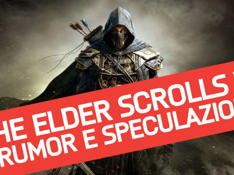 The Elder Scrolls 6: rumor e indiscrezioni sul nuovo GDR Bethesda
