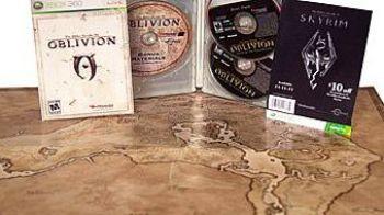 The Elder Scrolls IV: Oblivion edizione 5° anniversario uscirà in Europa il 23 settembre