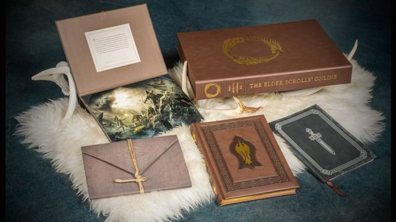 The Elder Scrolls Online, abbonamento mensile una scelta di Bethesda e Zenimax Online