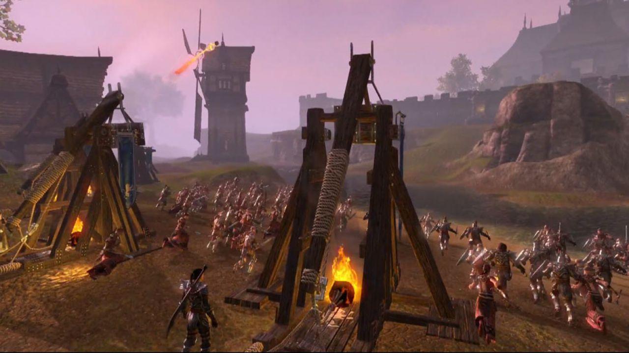 The Elder Scrolls Online, abbonamento multiplo per giocare su PC e console