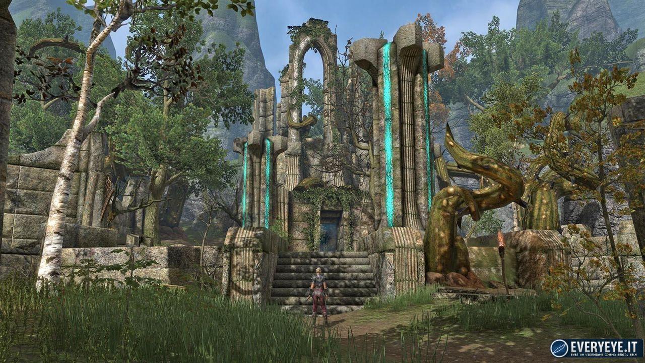 The Elder Scrolls Online avrà il cross-play (a pagamento)