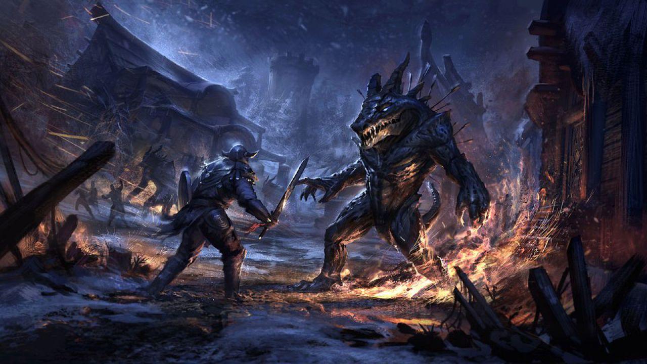 The Elder Scrolls Online: dettagli sulle versioni per console