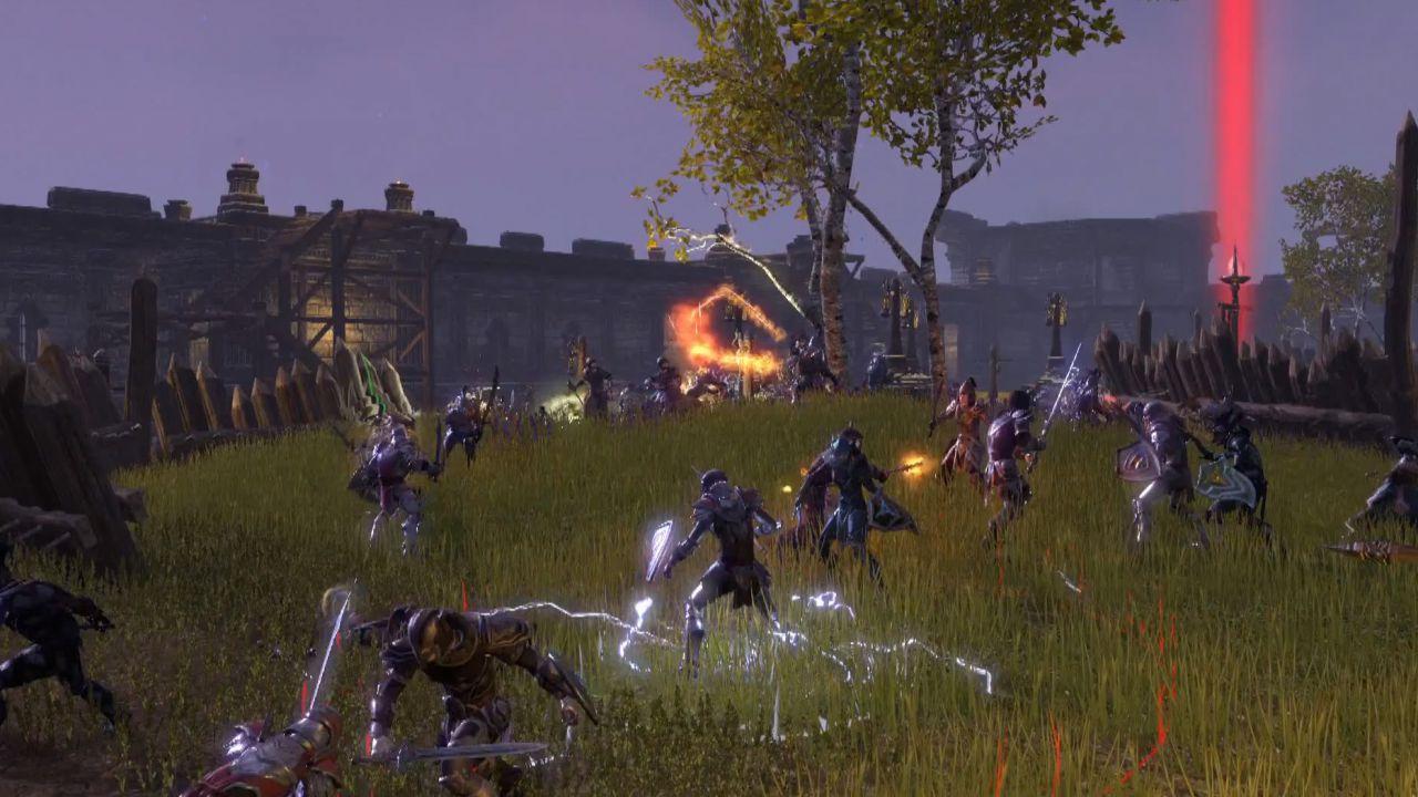 The Elder Scrolls Online in ritardo su console?