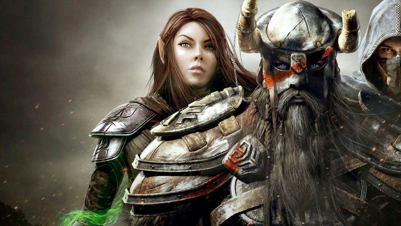 The Elder Scrolls Online pesa oltre 50 GB su console, annunciata una day one patch da 15 GB