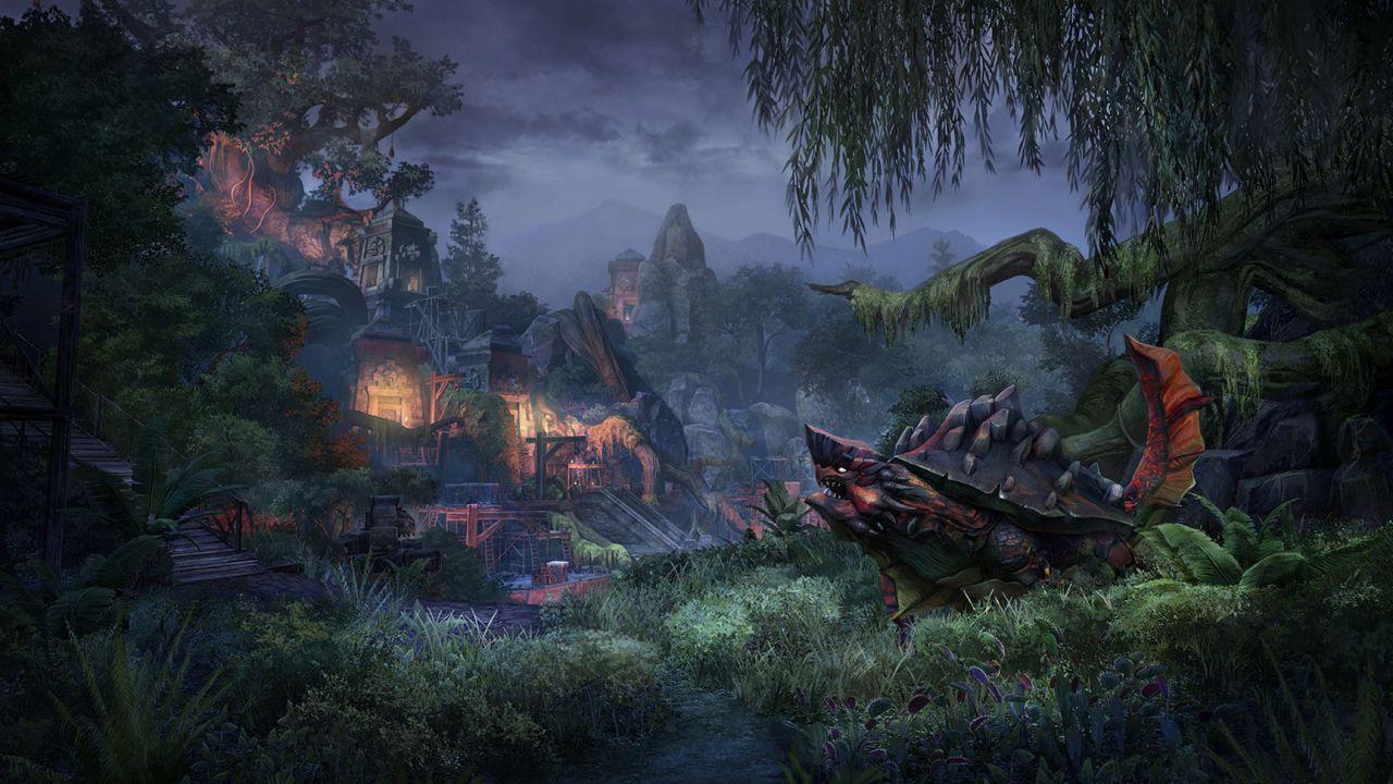The Elder Scrolls Online Tamriel Unlimited: Dettagli della Patch di Agosto