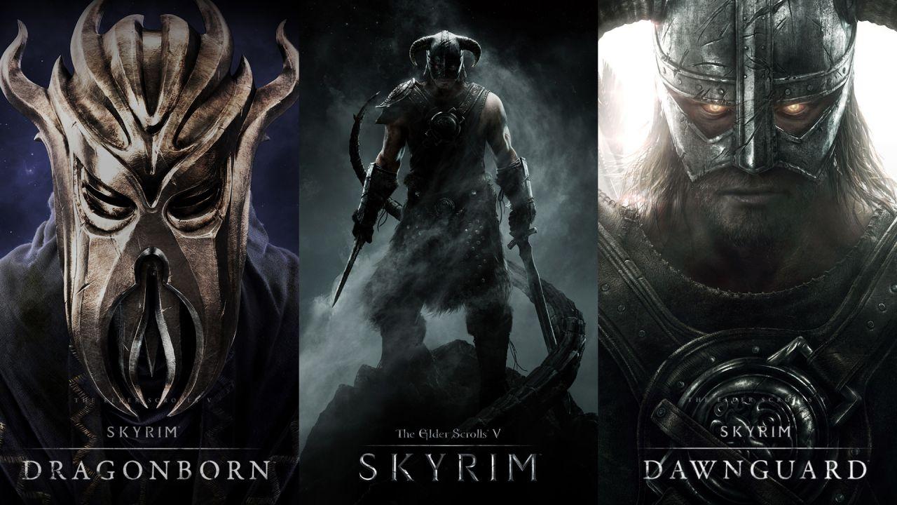 The Elder Scrolls V Skyrim Special Edition sarà venduto a prezzo pieno