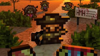 The Escapists The Walking Dead arriverà su PS4 a febbraio