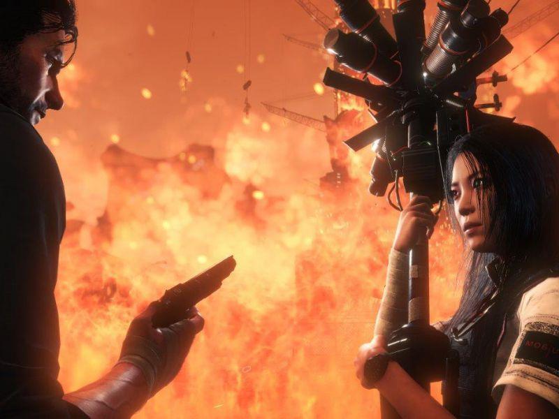 The Evil Within 2: nuove immagini dei protagonisti e dei mostri
