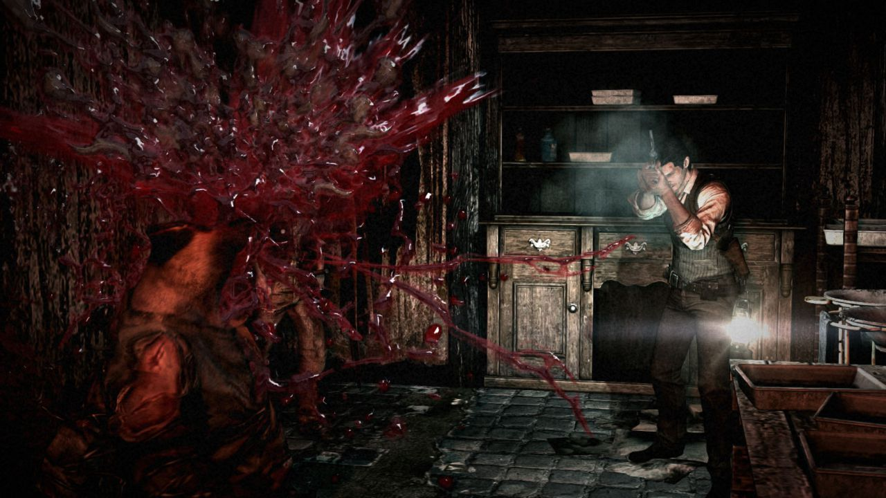 The Evil Within entra in fase gold