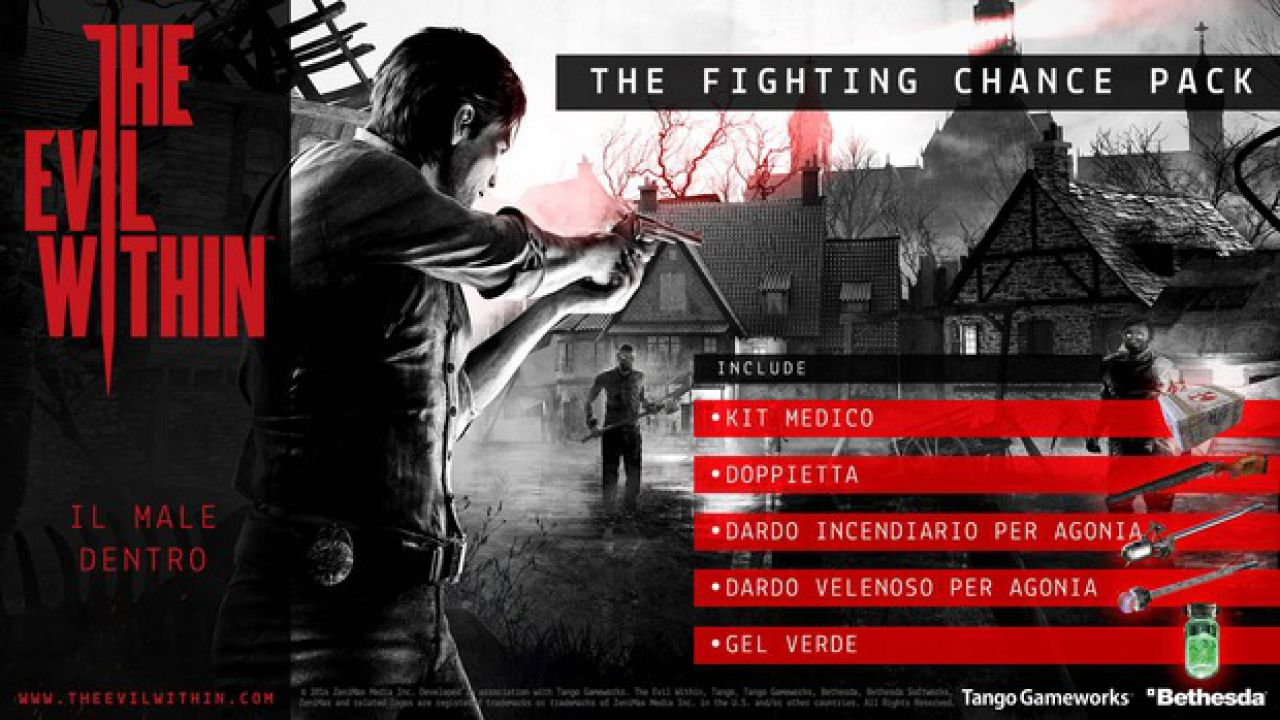 The Evil Within: lista trofei per le versioni PlayStation 3 e PlayStation 4