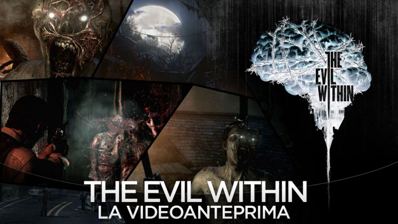 The Evil Within - Live Gameplay - Replica 14/10/2014
