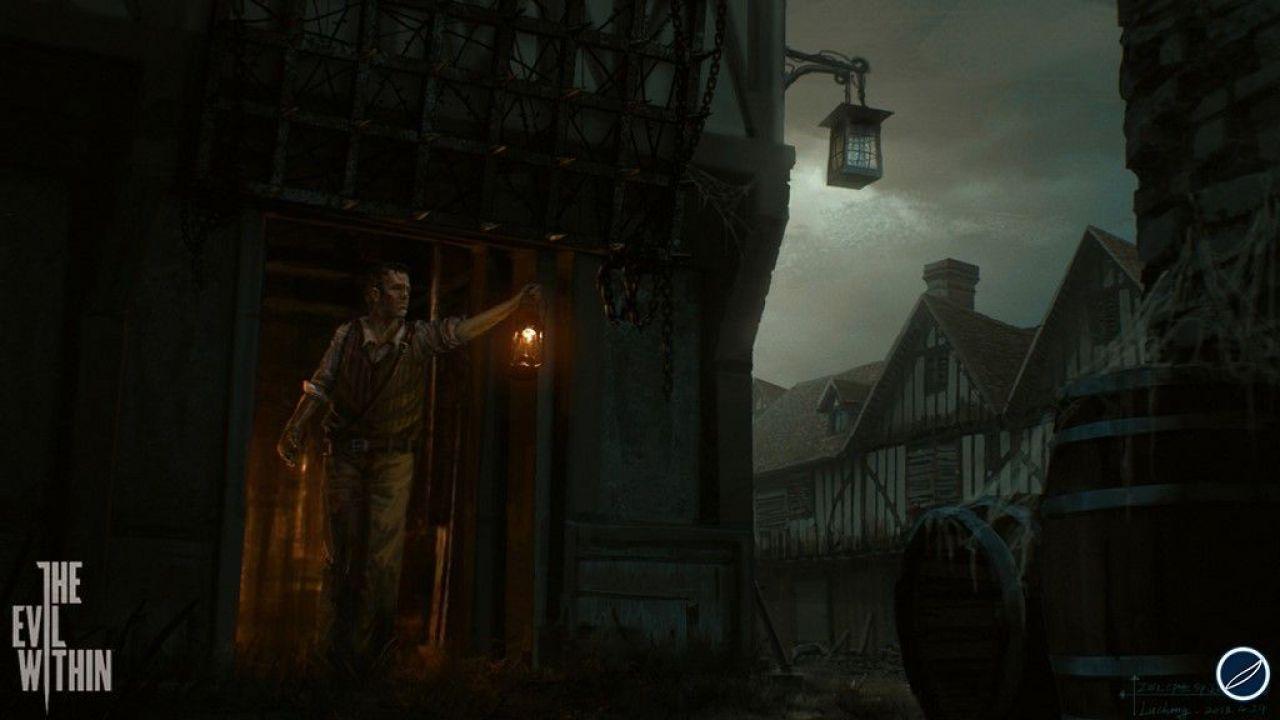 The Evil Within: patch per la versione PC