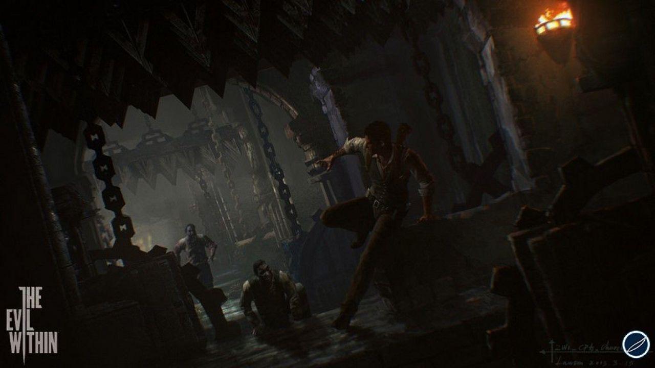 The Evil Within: video confronto tra le versioni PS4 e Xbox One