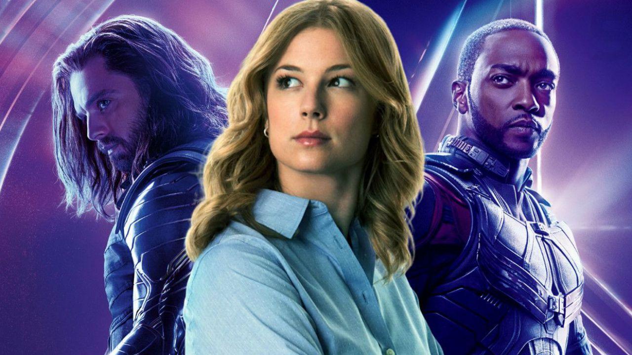 The Falcon and The Winter Soldier: Emily VanCamp ha terminato le sue riprese
