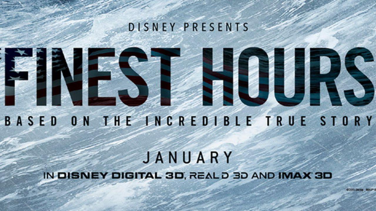 The Finest Hours: ecco il trailer ufficiale