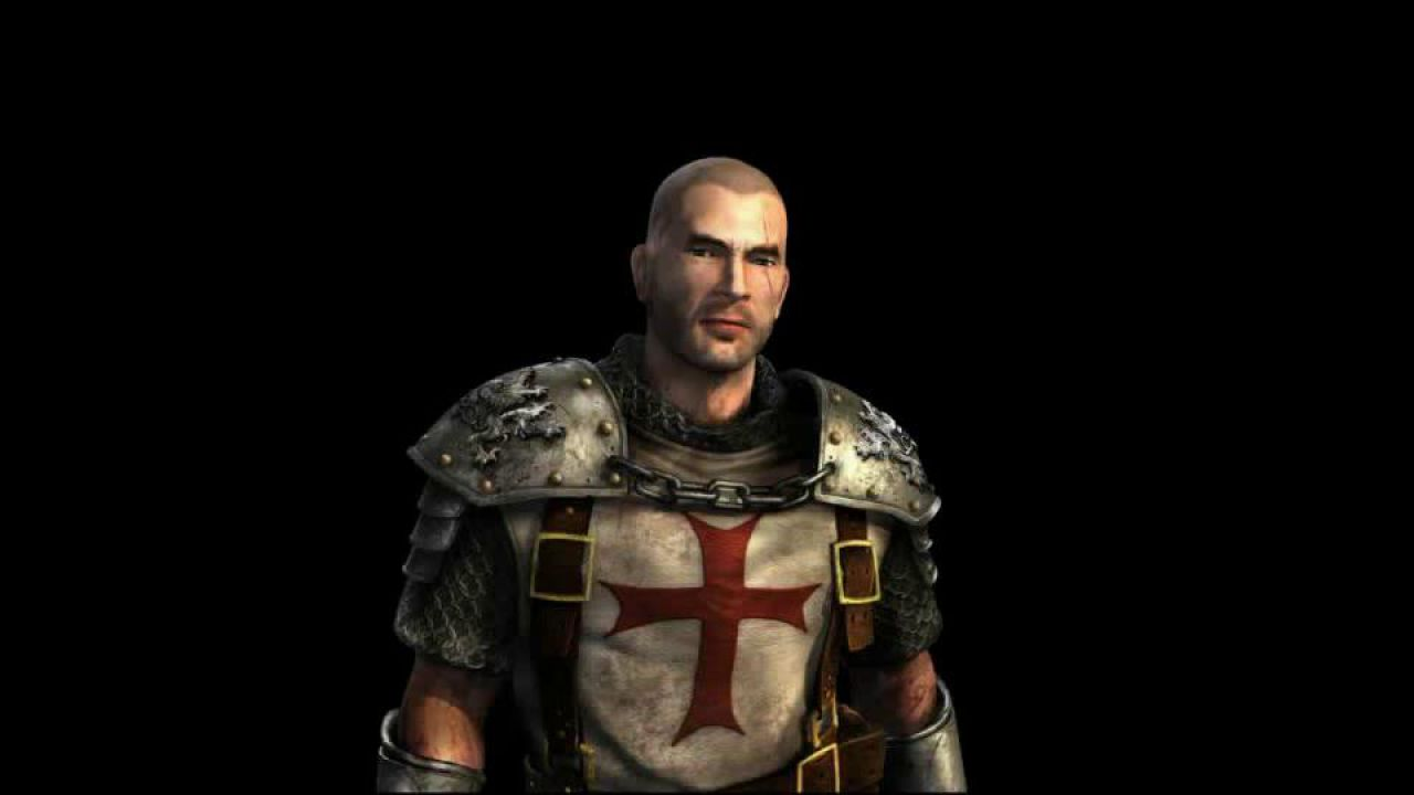 The First Templar: video di presentazione di Roland