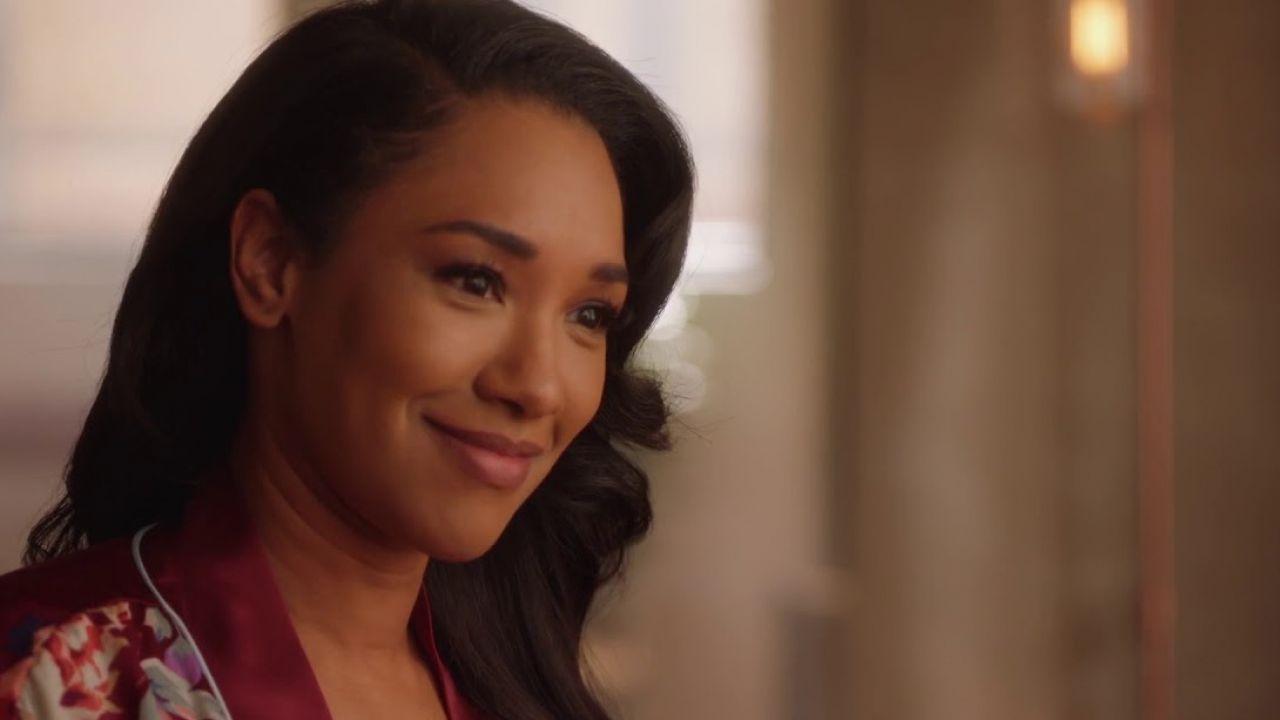 The Flash 11: c'è qualcosa che non va in Iris nella puntata 'Love is a Battlefield'