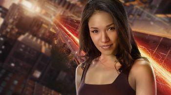 The Flash 3: Candice Patton parla degli effetti di Flashpoint su Iris