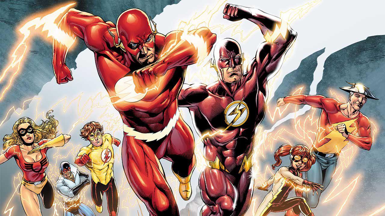 The Flash: Barry Allen si allea con Reverse Flash per affrontare un nuovo villain