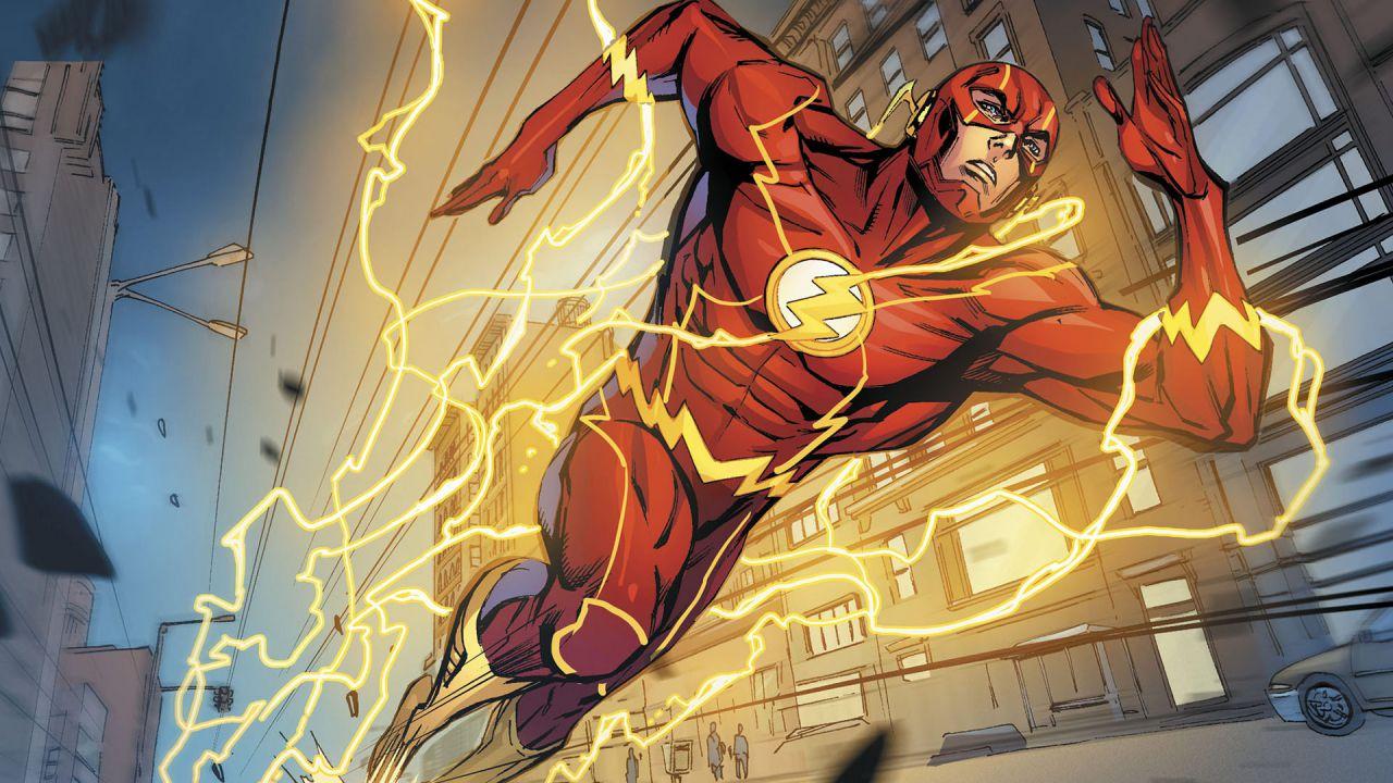 The Flash: Infinite Frontier #0 mostra l'eredità di Barry Allen