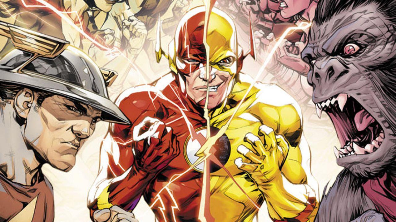 The Flash: nel numero 758 il rapporto tra Reverse Flash e il rivale cambierà radicalmente