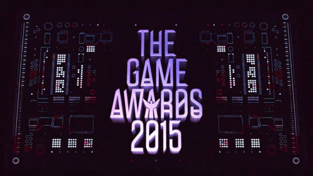 The Game Awards 2015 in programma a Los Angeles il 3 dicembre
