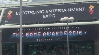 The Game Awards 2016: annunciata la data dell'evento