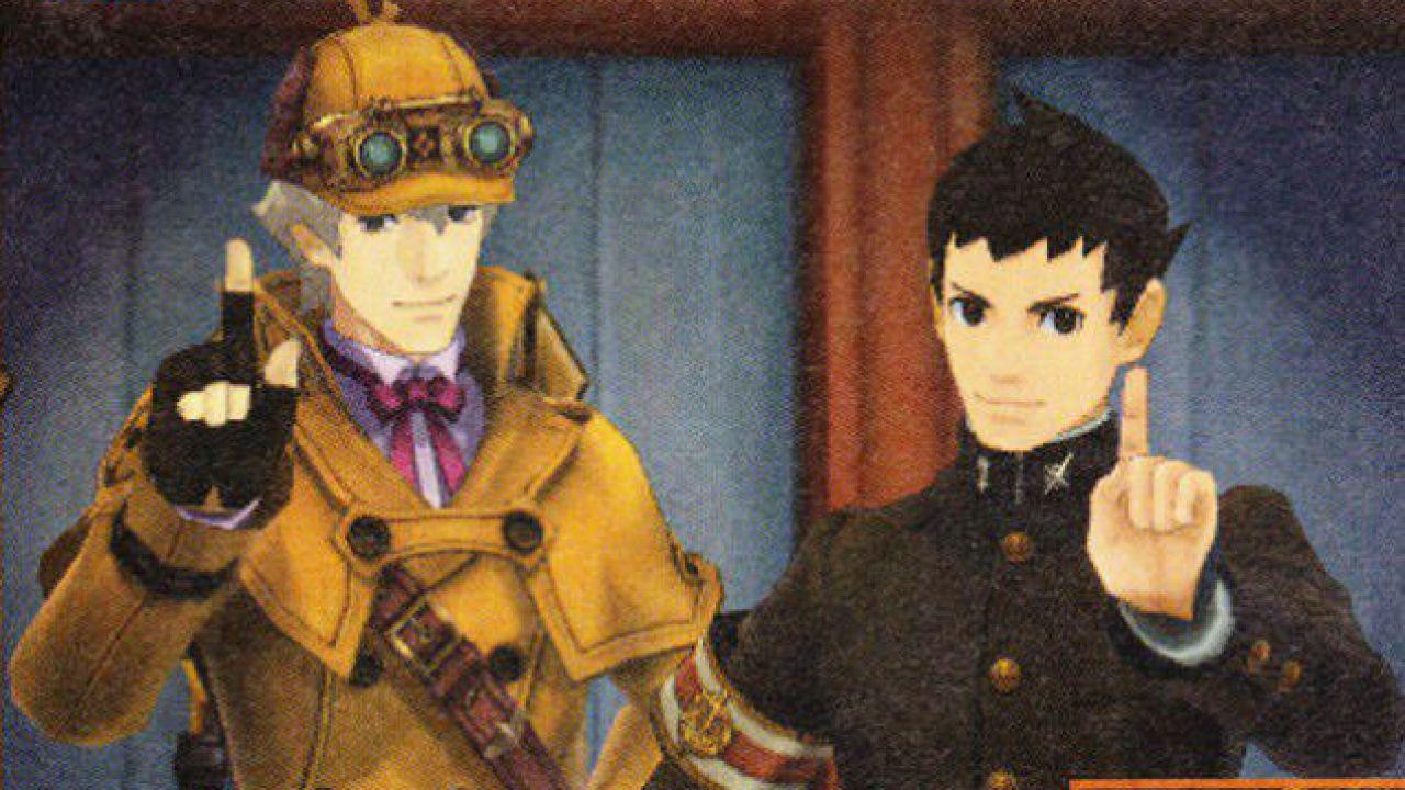 The Great Ace Attorney: prime immagini di Sherlock Holmes e Iris Watson