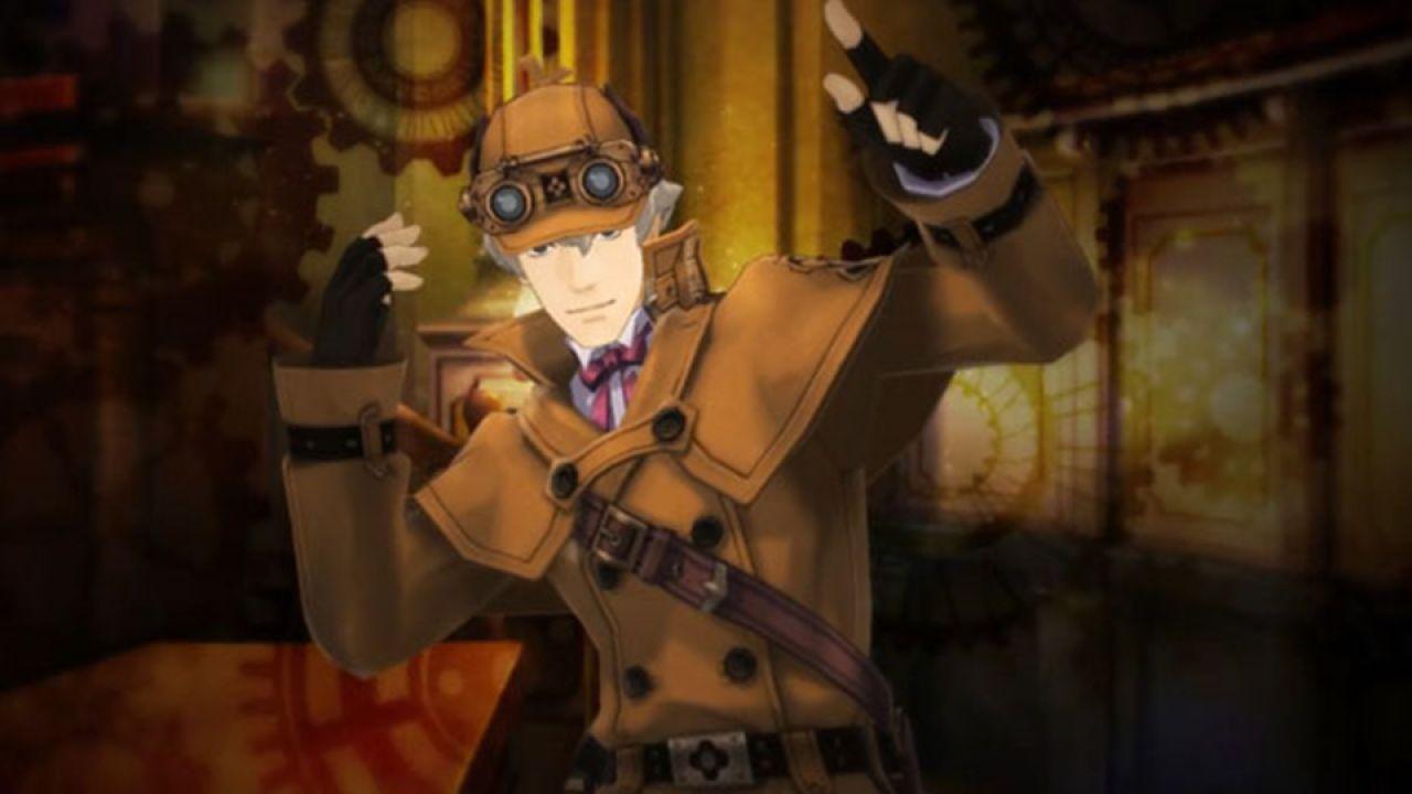 The Great Ace Attorney sarà giocabile al Jump Festa 2014