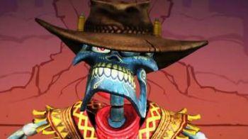 The Gunstringer: nuove immagini dalla Gamescom 2011