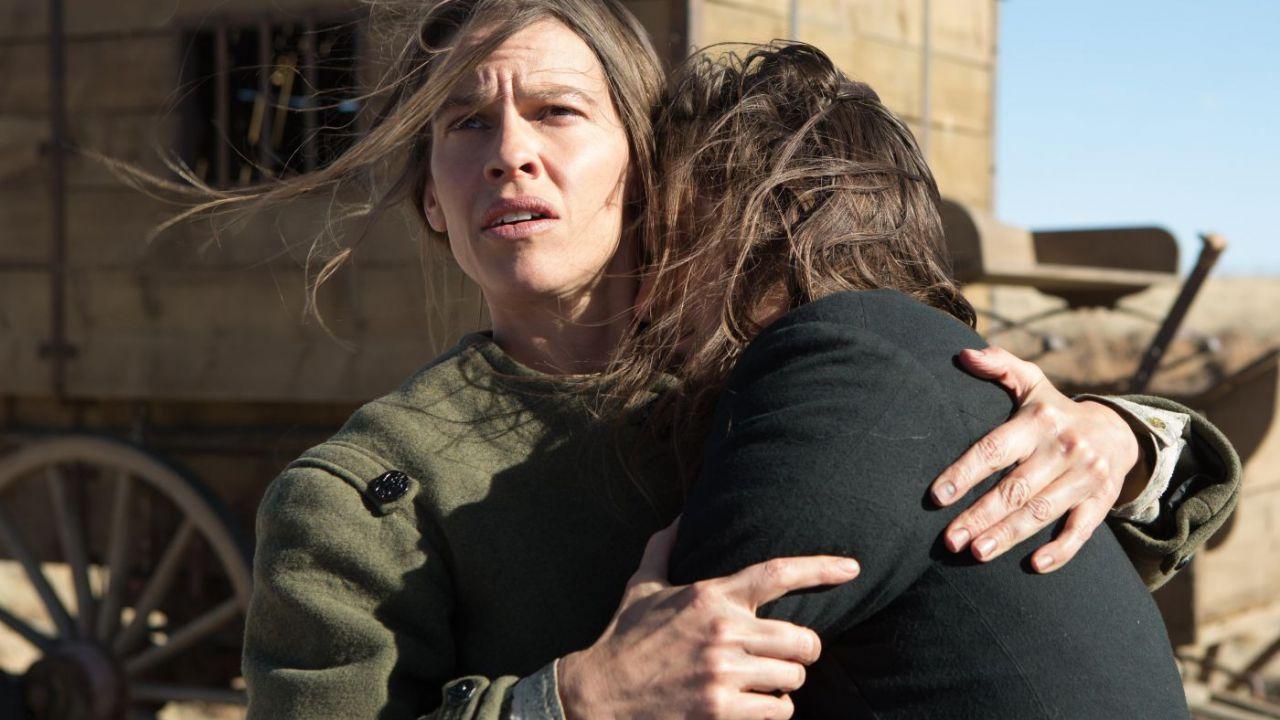 The Homesman, Hilary Swank: 'É un film femminista'