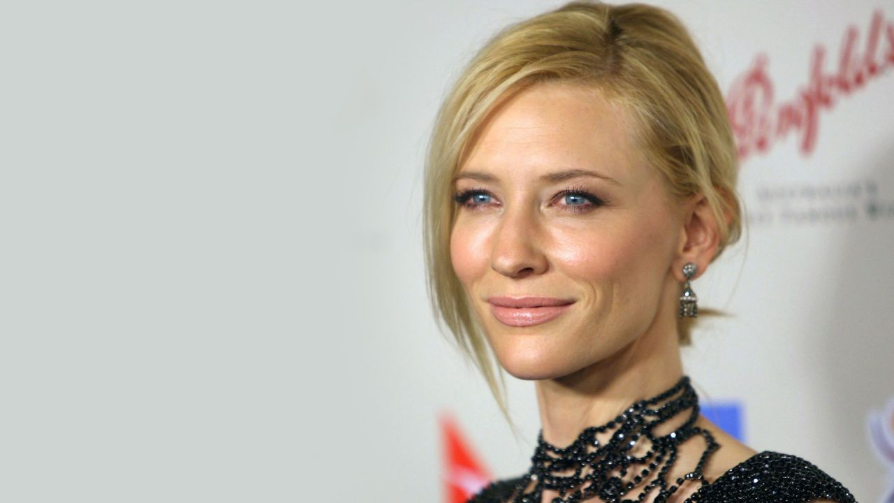 the house with a clock in its walls cate blanchett in