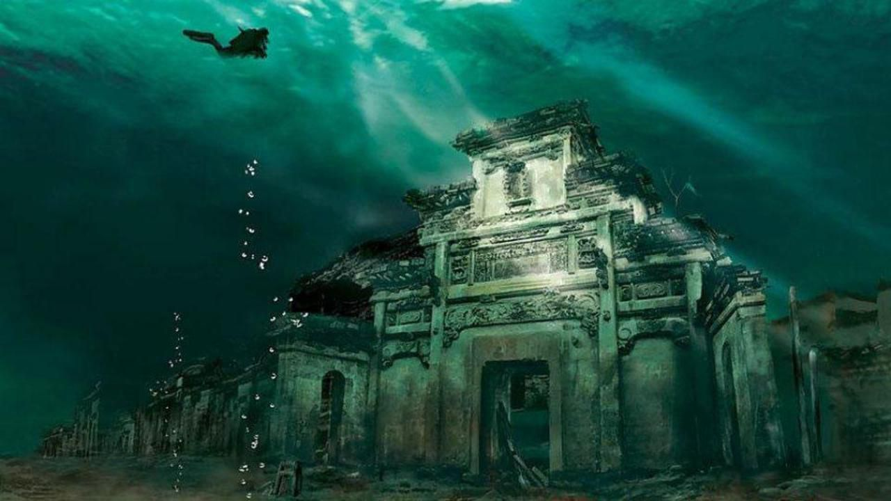 The Hunt For Atlantis, il romanzo d'avventura di Andy McDermott diventerà un film Netflix