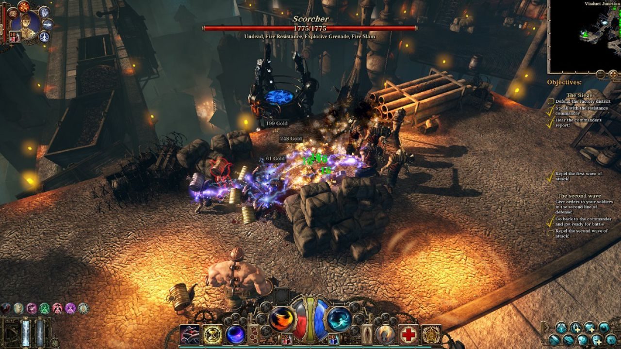 The Incredible Adventures of Van Helsing 2 esce il 7 Aprile