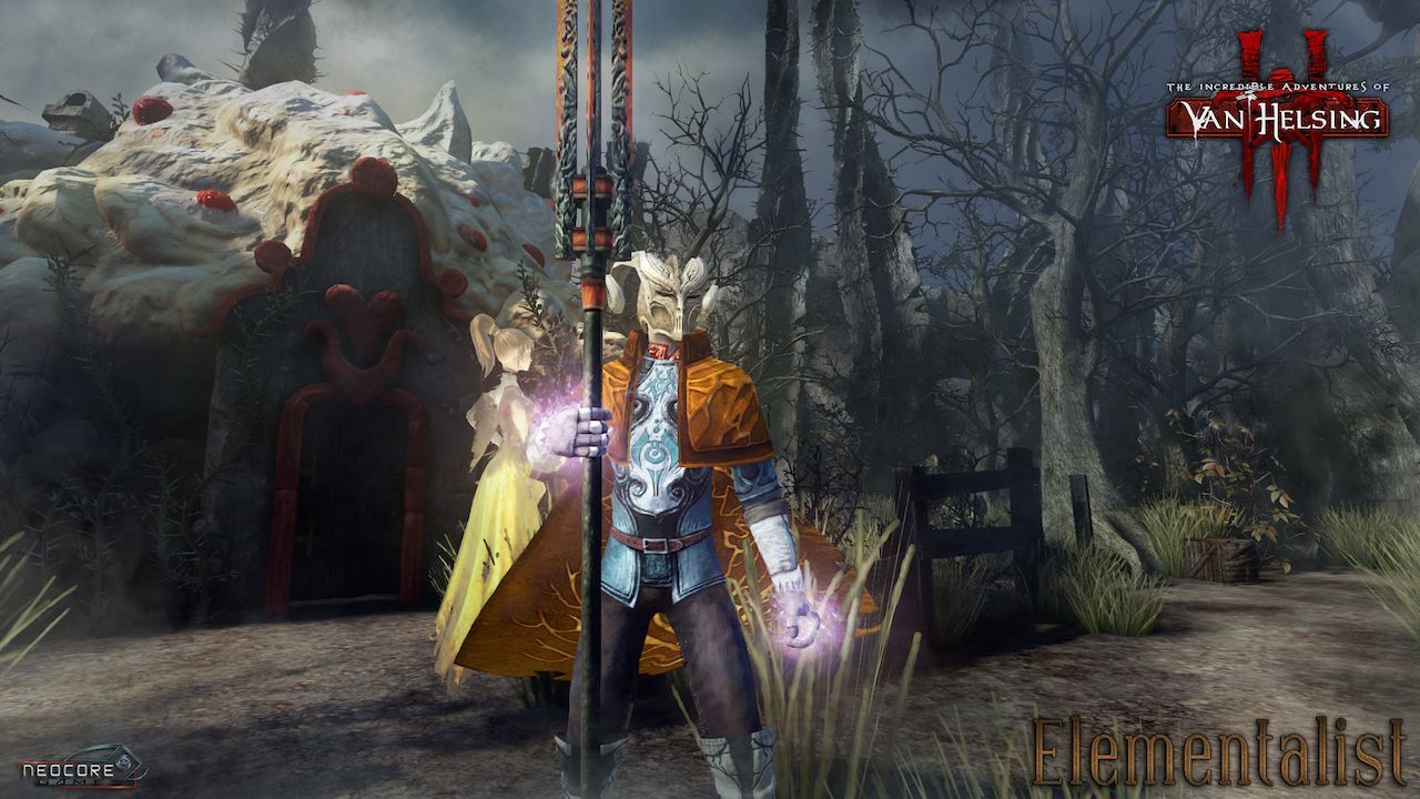 The Incredible Adventures of Van Helsing III ci presenta due nuove classi
