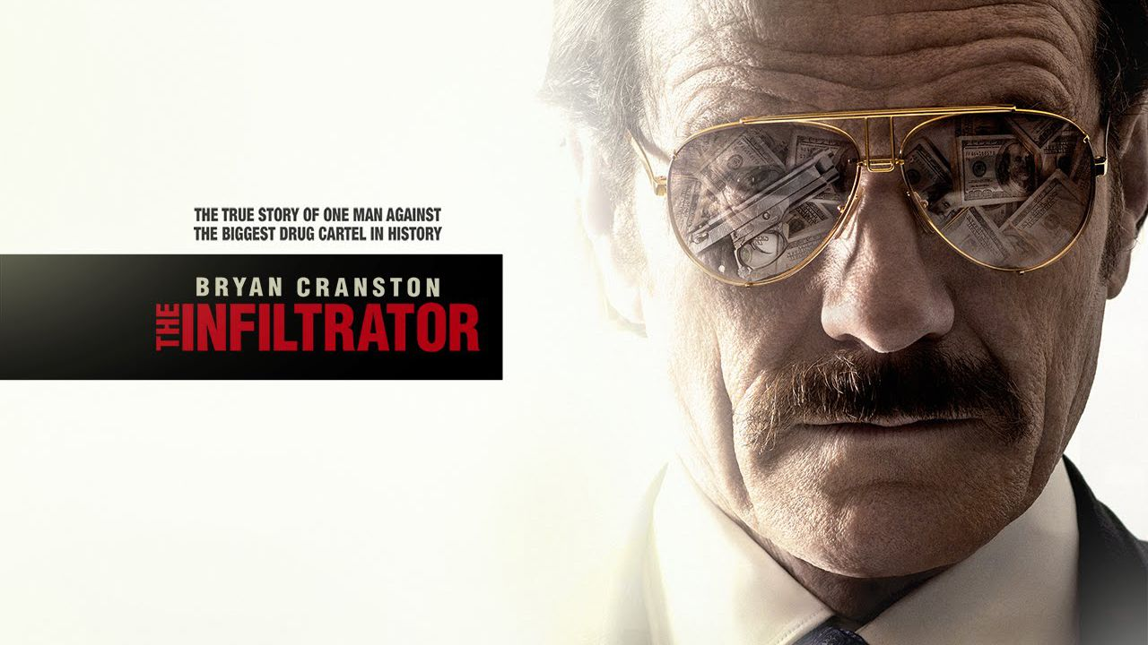 The Infiltrator: online il secondo trailer della pellicola con Bryan Cranston