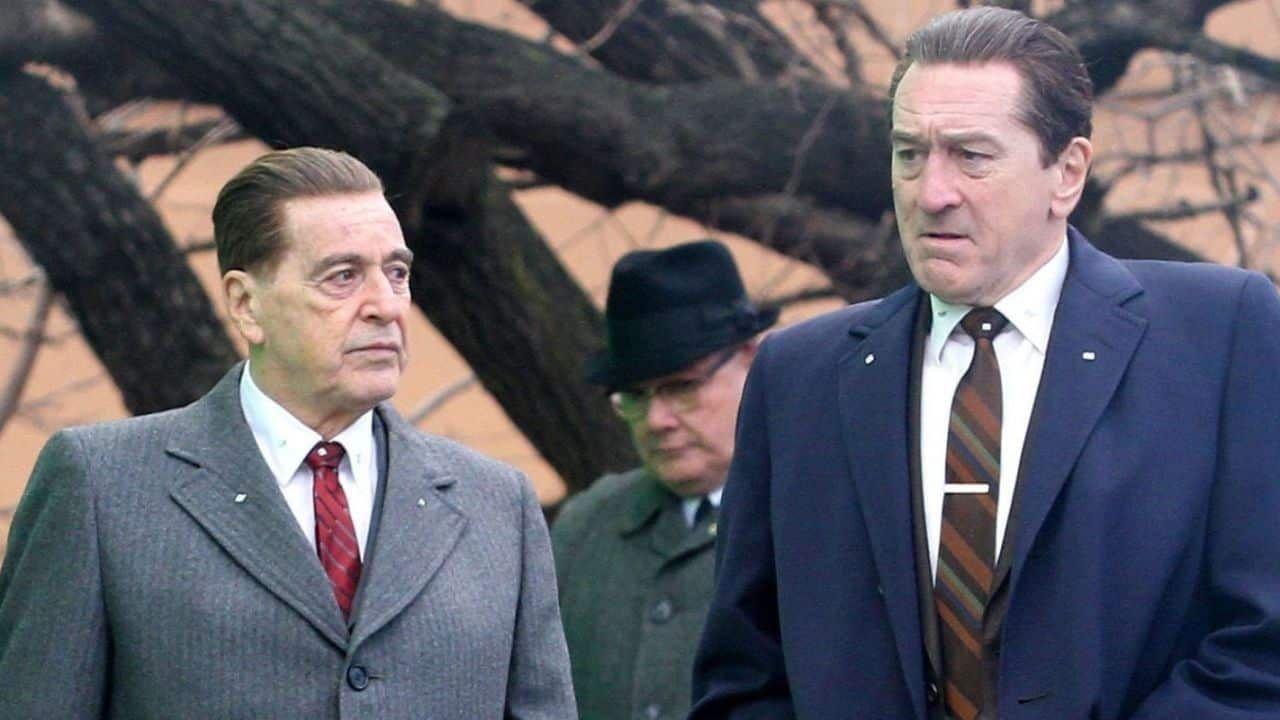 The Irishman di Martin Scorsese sarà in sala dal 4 al 6 novembre
