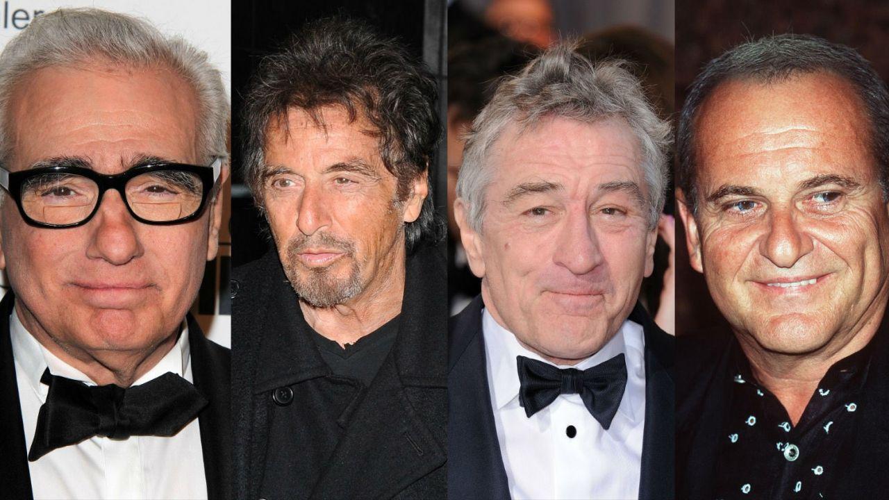 The Irishman: pubblicato il primo teaser del nuovo film di Martin Scorsese