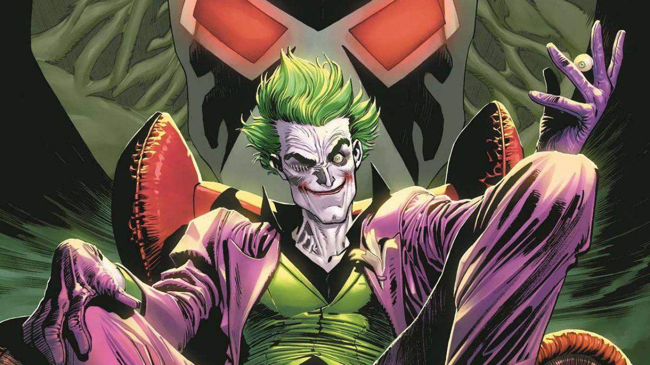 The Joker: annunciata la nuova serie mensile DC Comics collegata a Batman di James Tynion