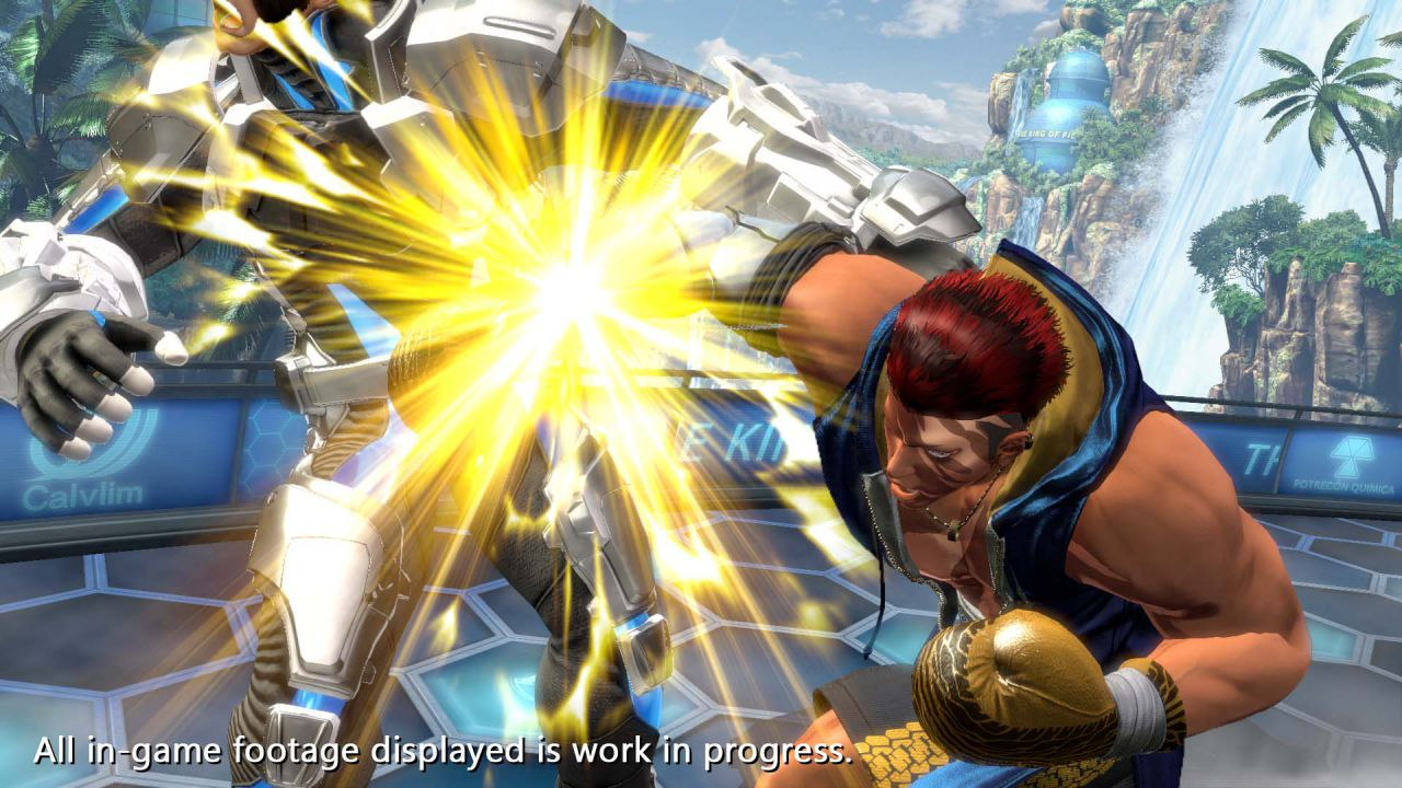 The King of Fighters 14 disponibile in Europa in esclusiva su PS4