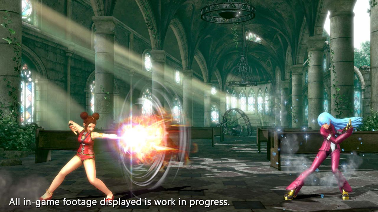 The King of Fighters 14: Nuovi scatti in Full HD